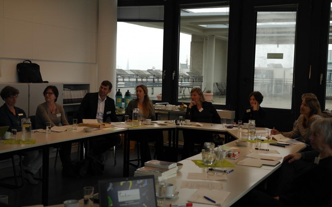 1. Gesamttreffen der Projektpartner in Berlin