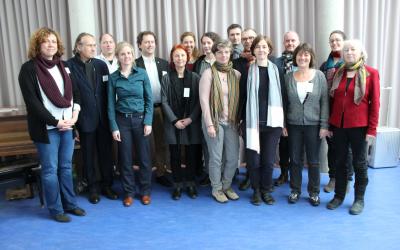 2. Gesamtteam-Treffen der Forschungs- und Praxispartner