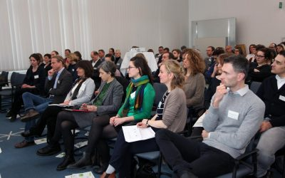 Impressionen der Abschlußkonferenz vom 9. März 2018