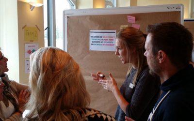 """Workshops """"Design-Thinking für Nachhaltigkeit"""""""